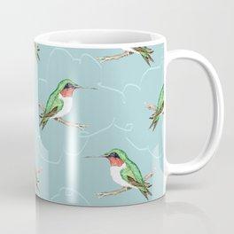 Hummingbird Jewel Coffee Mug