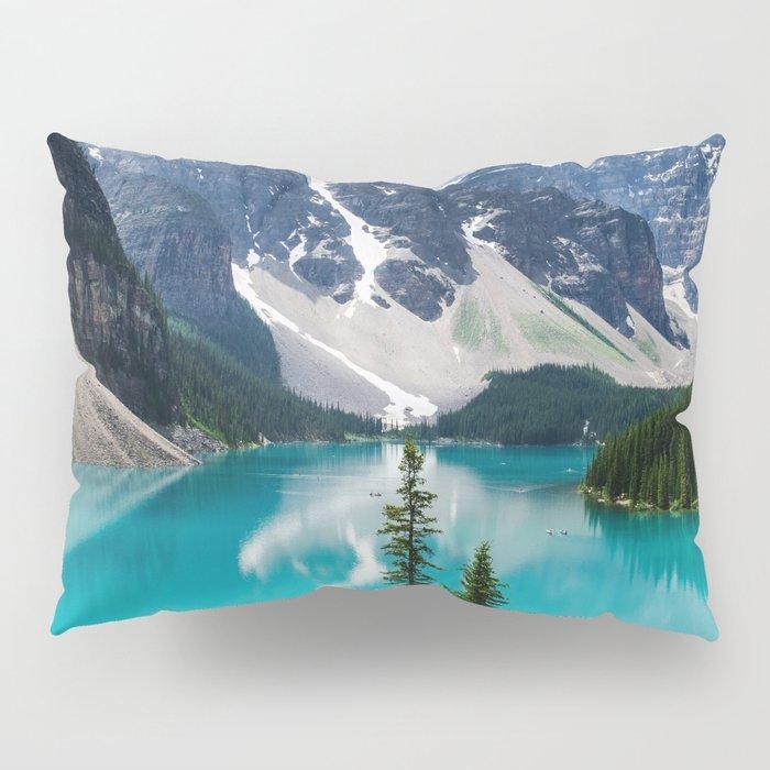 Lake Moraine Banff Pillow Sham