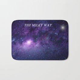 The Milky Way. Bath Mat