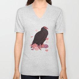 Pretty Bird Unisex V-Neck
