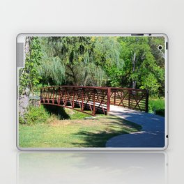 Side Cut Bridge Laptop & iPad Skin