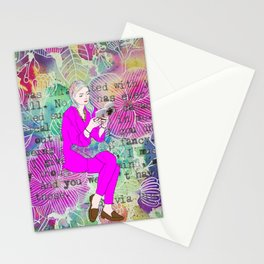 I must give you my thoughts, my mind, my dreams Stationery Cards
