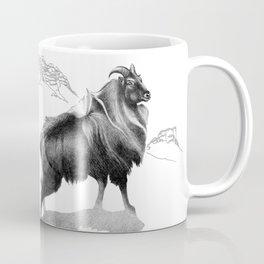 Tahr / Thar Coffee Mug