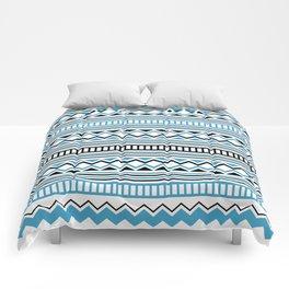 Tribal Scarf Comforters