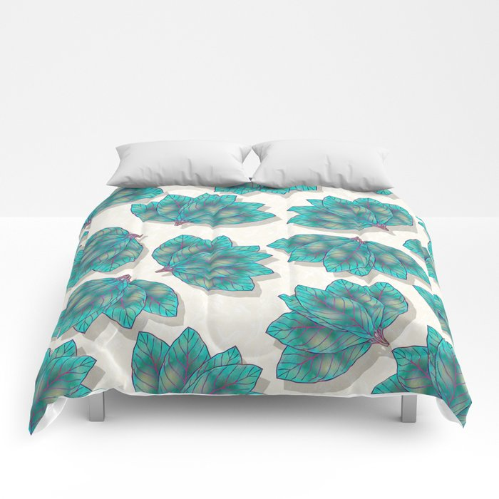 Colorful Leaves 3 Comforters