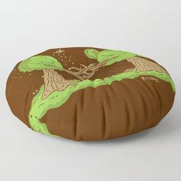 Treenagers Floor Pillow