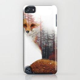 Misty Fox iPhone Case