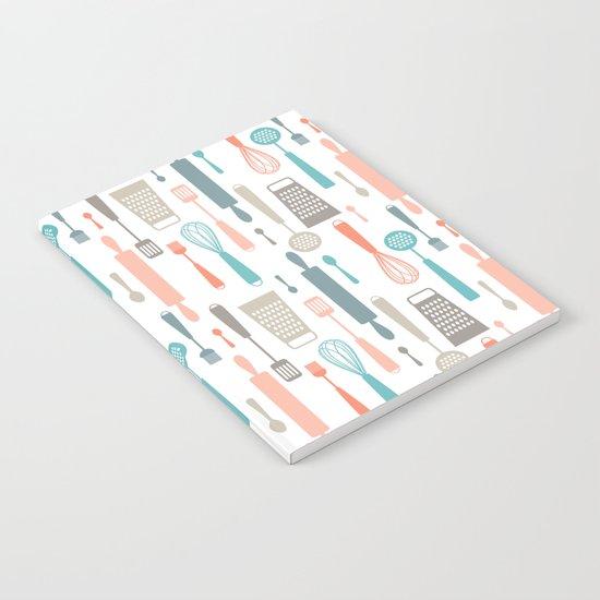 Kitchen utensils Notebook