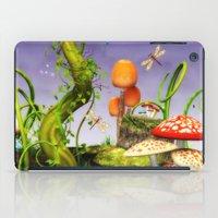 fairytale iPad Cases featuring fairytale by Ancello