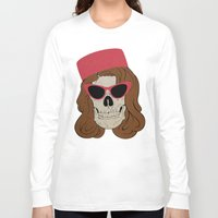 60s Long Sleeve T-shirts featuring 60s by Christopher Goggs