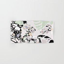Abstract Terrazzo I. Hand & Bath Towel