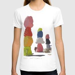 Painted Las Vegas T-shirt