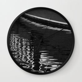 Your reality is distorted Wall Clock
