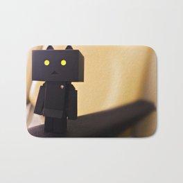 night bot Bath Mat