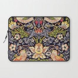 William Morris Strawberry Thief Art Nouveau Painting Laptop Sleeve