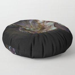 Unfortunate souls - Ursula octopus Floor Pillow