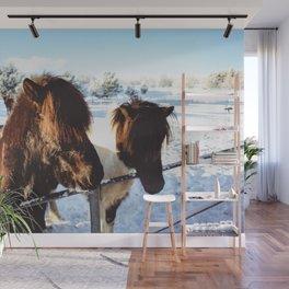 horse by Nicolas J Leclercq Wall Mural