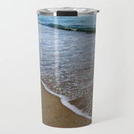 Water Meets Shore Travel Mug