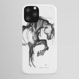 Horse (Saklavi) iPhone Case