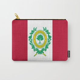Flag of Raleigh Carry-All Pouch