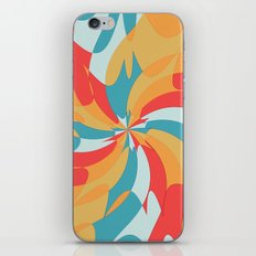 Splat (Available in the Society 6 Shop!) iPhone & iPod Skin