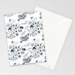 Coeur de Brigand - White Stationery Cards