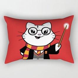 Wizardkitty Griffin House! Rectangular Pillow