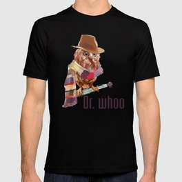 Dr. Who Owl T-shirt