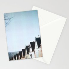 Terrace Houses Stationery Cards