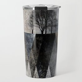 TREES over MAGIC MOUNTAINS II Travel Mug