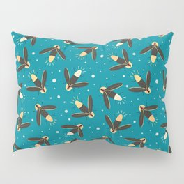 July Fireflies Pillow Sham