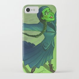 wizard and I iPhone Case
