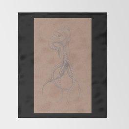 Specimen #86 Throw Blanket