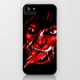 Angry iPhone Case
