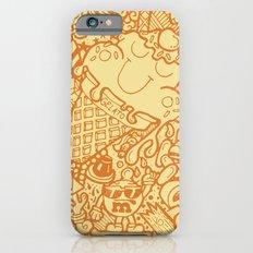 #MoleskineDaily_18 iPhone 6s Slim Case