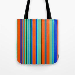 Stripes-005 Tote Bag