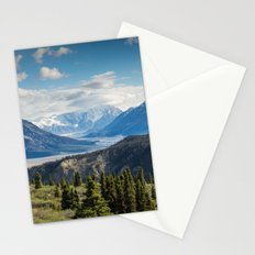 Mountain Landscape # sky Stationery Cards