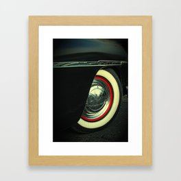 Mercury 8 Framed Art Print
