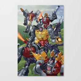 Me, King! Canvas Print