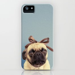 Lola Bow iPhone Case