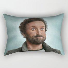 Chuck (Supernatural) Rectangular Pillow