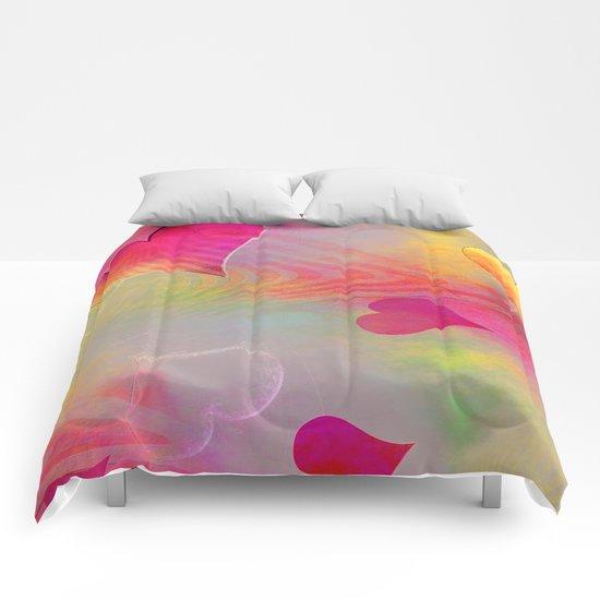 Hearts 2016/001 Comforters