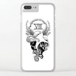 VIII Clear iPhone Case
