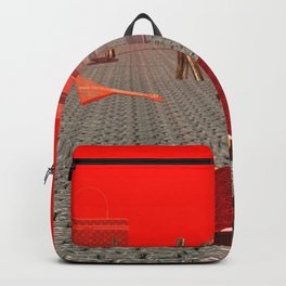 Squared: Golden Age Of Spain Backpack