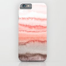 WITHIN THE TIDES CORAL DAWN iPhone 6 Slim Case