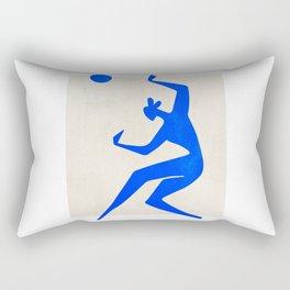 The Dance 2 | Henri Matisse - La Danse Rectangular Pillow