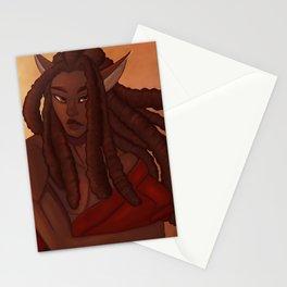 Fox Spirit Stationery Cards