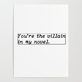 Ur in my novel Poster