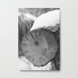Fatal Fatigue Metal Print
