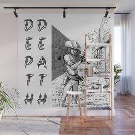 Depth Death Shootout Wall Mural